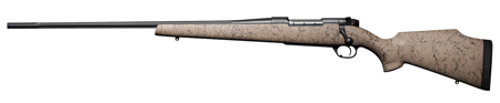 Weatherby MUTM257WL6O Mark V Ultra Lightweight Bolt 257 Weatherby Magnum 26″ 3+1 Synthetic Tan w/Blk Spiderweb Stk