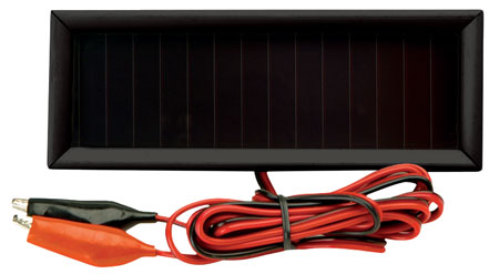 American Hunter BLEC6 Solar Charger Solar Panel  6 Volt