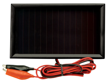 American Hunter BLEC12 Solar Charger Solar Panel  12V
