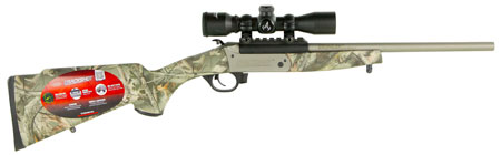 TRAD CR1221178   CRACKSHOT 22LR REAPER W/4X32SCOPE