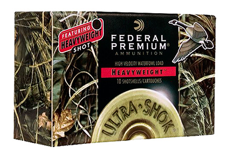 Federal PHW1336 Ultra Shok Waterfowl 12 ga 3.5