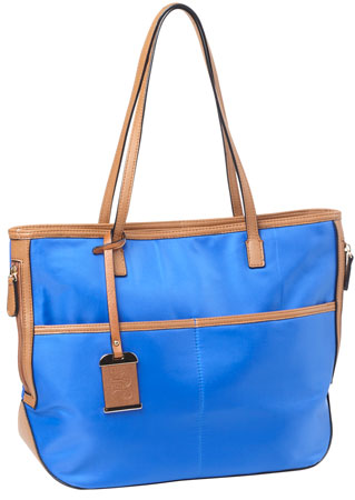 BDOG BDP057   TOTE NYL PURSE HLSTR   ELECTRIC BLUE