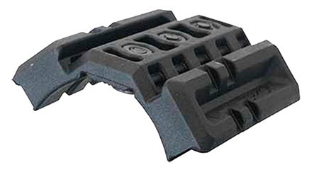 Mako DPR16/4 Dual Picatinny Rail Attachment for AR-15/M16/M4 Handguard Poly Blk