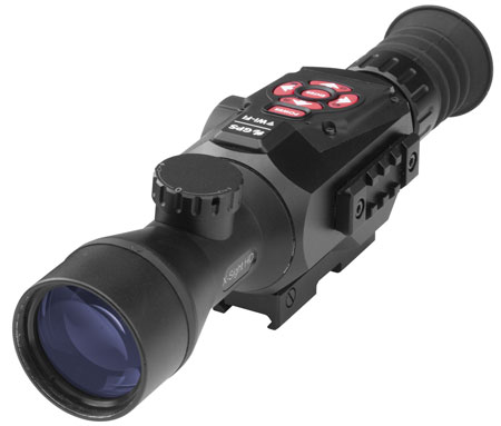 ATN X-Sight-II 3-14 Smart Day/Night Hunting Rifle Scope with Full HD Video rec, WiFi, GPS