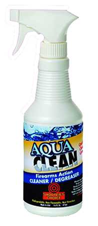 Shooters Choice ACD016 Aqua Clean Firearm Cleaner/Degreaser 16 oz