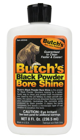Lyman 02949 Butch''''s Gun Care Products Bore Cleaner 8 oz