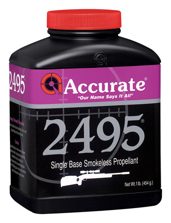 Accurate 2495 Rifle 1 lb 1 Canister