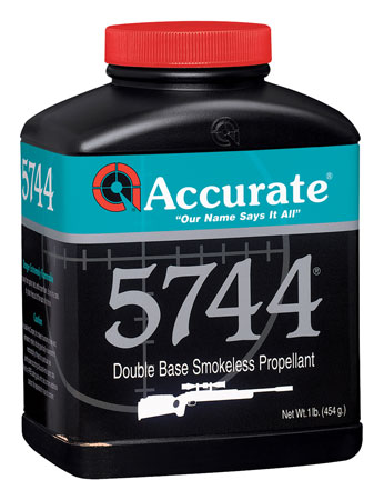 Accurate 5744 Rifle 1 lb 1 Canister