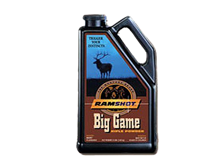Accurate  Big Game Ramshot Rifle 1 lb 1 Canister