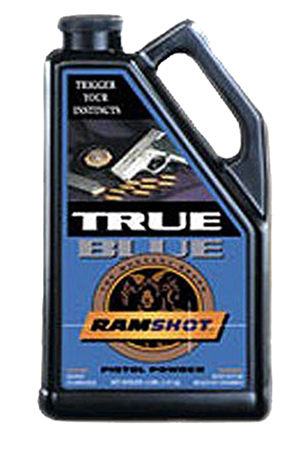 Accurate Ramshot True Blue Powder Handgun 1 lb 1 Canister