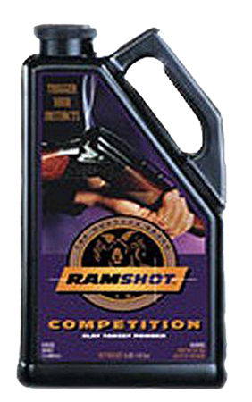 Accurate  Ramshot Competition Pistol/Shotgun 4 lbs 1 Canister