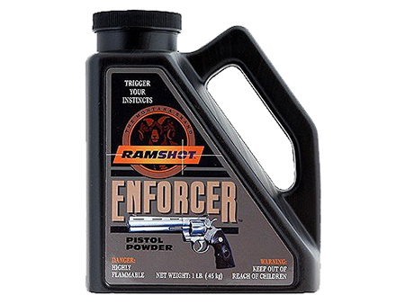Accurate Ramshot Enforcer Handgun 1 lb 1 Canister