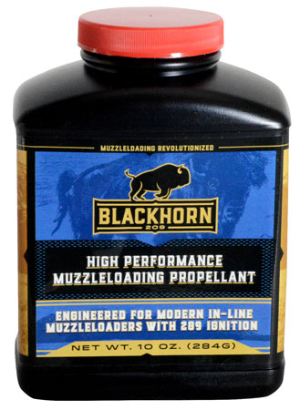Accurate Blackhorn 209 Muzzeloader 10 oz 1 Canister