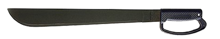 "ONTARIO 8514 MACHETE 18"" D HANDLE  BLK"