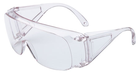 Howard Leight R01701 Shooting/Sporting Glasses Clear Frame/Clear Lens