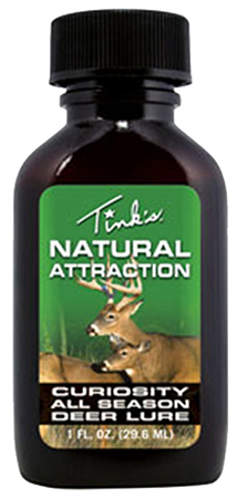 Tinks W5915 Natural Attraction Curiosity All Season Deer Lure 1oz