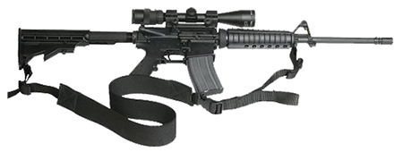 Max Ops  SPT2 Edge 2-Point Tactical Sling Black