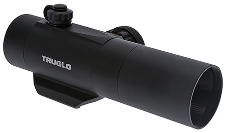 Truglo TG8030GB Red Dot 1x 30mm Obj Unlimited Eye Relief Matte Black
