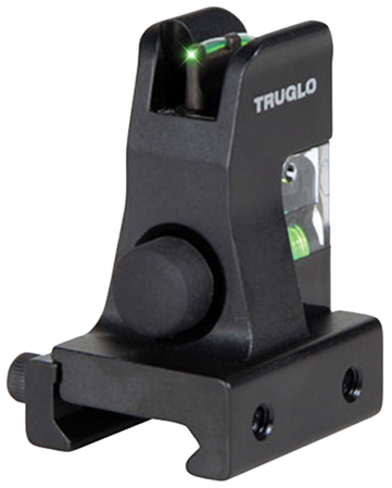 Truglo TG115 AR-15 Fiber Optic Fiber Optic Green Front Black