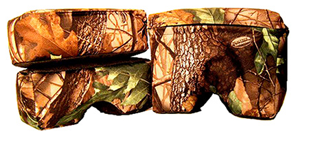 Uncle Buds M0003 Camo X-3 Bulls Combo Rest Bag 3 Piece