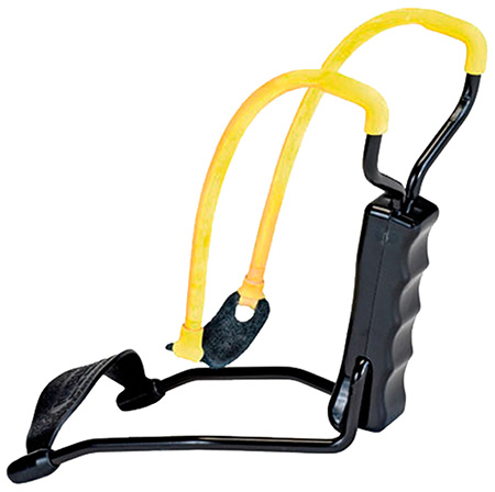Daisy B52 Slingshot w/Wrist Support Black/Yellow