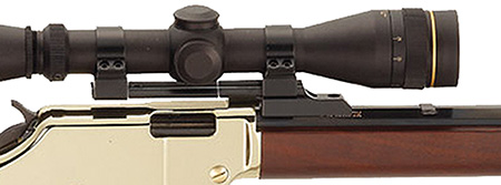 Henry GBCSM Golden Boy Scope Mount Cantilever Style Blued Finish