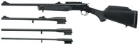 Rossi S42022243YB Matched Set Pick 4 Youth Gun Break Open 22 LR & 243 Winchester