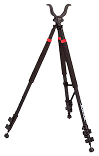 Bog-Pod 735541 TAC3S Tactical Devil Short Tripod Aluminum Black