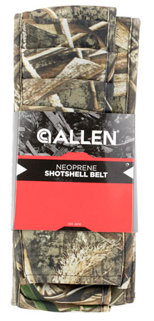 Allen 2525 Shell Belt Waist Adjustable to 58″ Camo Neoprene