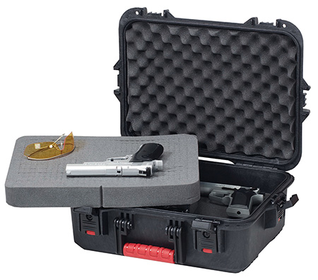 Plano 108020 All Weather Large Pistol/Accessory Case 19
