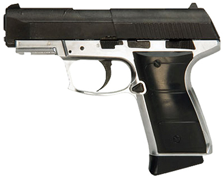 Daisy 5501 PowerLine Pistol CO2 Semi Auto Blow Back .177 Black