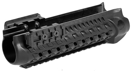 Command Arms RR870 Rem 870 Triple Rail Forend Picatinny Polymer Black