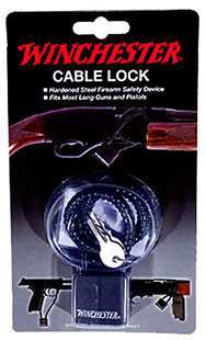 WIN WINCL    15IN STEEL CABLE LOCK