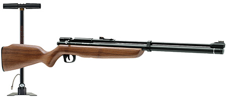 Benjamin BP1K77GP Discovery Air Rifle CO2 .177 Pellet Blued