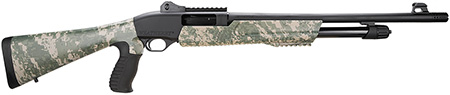 Weatherby PA-459 Threat Response Digital Pump Action 12 Gauge 18.5 inch Barrel 5+1 Rounds