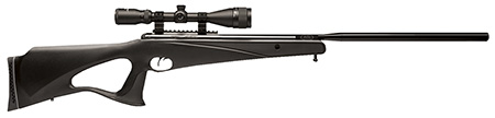 Benjamin BT1K77SNP Trail NP Air Rifle Break Barrel .177 Black