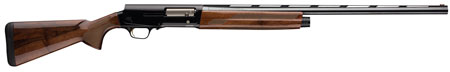 Browning 011-8003004 A5 Hunter SA 12ga 28″ 3″ 4+1 Walnut Stk Black Receiver
