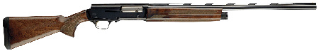 Browning 011-8003005 A5 Hunter SA 12ga 26″ 3″ 4+1 Walnut Stk Black Receiver
