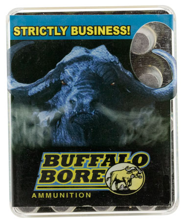 Buffalo Bore Ammo 16A/20 Handgun 41 Rem Mag Hard Cast 265 GR 20Box/12Case