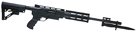 Archangel AA597R ARS Rifle Polymer Black