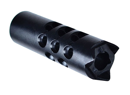 MasterPiece Arms 9075C Mini 9 Muzzle Brake Mini Pistol/Carbine  4140 Steel 3