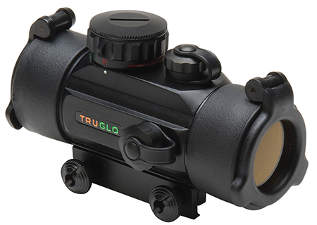 TRU TG8030DB  RED DOT 30MM RD/GRN 5MOA