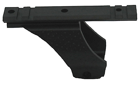 Walther Arms 512102 Mounting Rails For P22 Bridge Mount Style Black Finish