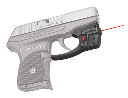 Crimson DS122 Defender AccuGuard Red Laser Ruger LCP 5mW .50″@50ft