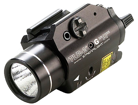 STL 69250  TLR2G WEAPONLIGHT/GRN LASR