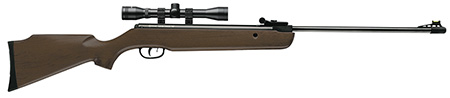 Crosman 30030 .177 Break Barrel Air Rifle Blued Finish w/ 4x32 Scope