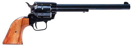 Heritage RR22MB9 Rough Rider 22LR/22 Mag 9″ 6rd Cocobolo Grip Blued Finish