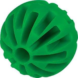 Champion Targets 44890 Duraseal Hanging Ball 3D 1 Green