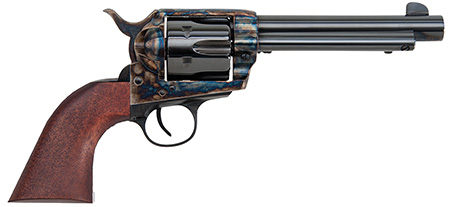 Traditions SAT73003 1873 SA 45LC 5.5″ CCH Revolver Frontier