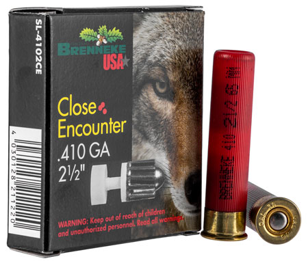 Brenneke SL4102CE Close Encounter 410 Gauge 2.5